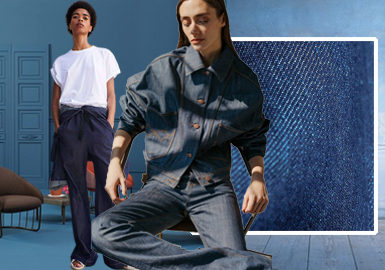 Comfortable Fashion -- The Fabric Trend for Men's and Women's Denim