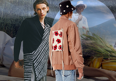 Imperfect Integration -- The Comprehensive Analysis of Menswear Catwalks