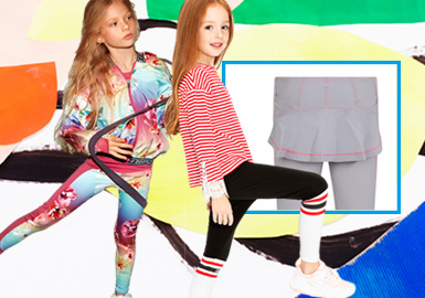 Warm Protection -- The Craft Trend for Kids' Leggings