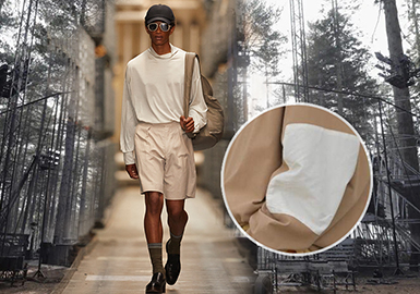 Knitted Fabrics -- The Comprehensive Analysis of Fabrics on Menswear Catwalks
