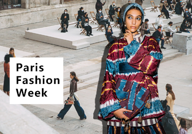 French Flavor -- The Comprehensive Analysis of Paris Fashion Week