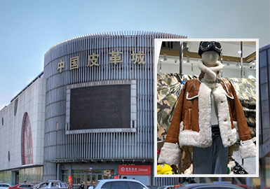 Warm Autumn and Winter -- The Analysis of Women's Fur Clothing in Haining Markets