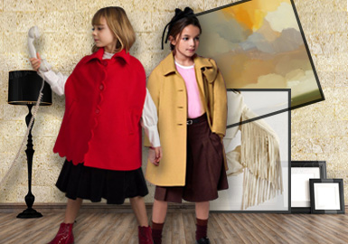 Delicacy and Utility -- The Craft Trend for Kids' Overcoats