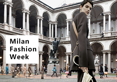 Rebirth and Revival -- The Comprehensive Analysis of Milan Fashion Week