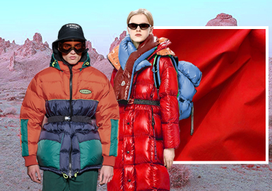 Outdoor Adventure -- The Fabric Trend for Men's and Women's Puffa Jackets