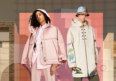 Simple Quality -- The Craft Trend for Men's and Women's Parkas
