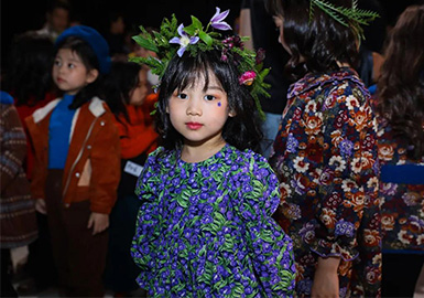 Absolute Perception -- The Comprehensive Analysis of Shanghai Kidswear Fashion Week