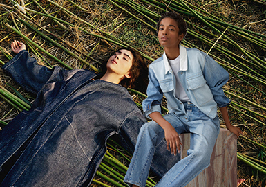 Practical Everyday Denim -- The Design Capsule for Women's Denim