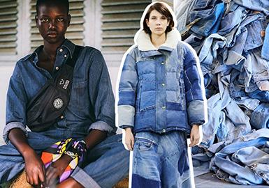 Sustainable Fashion -- The Analysis of Women's Denim