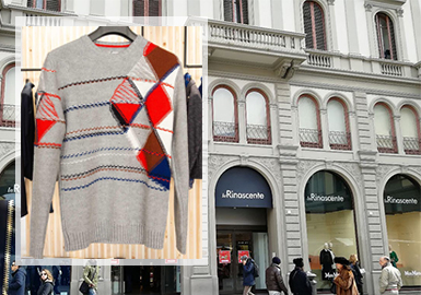 Refined Fashion -- The Comprehensive Analysis of Men's Knitwear in Florence Retail Markets