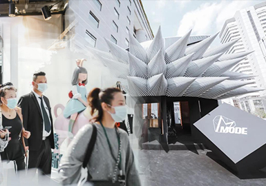 Sustainable Coexistence -- The Analysis of Shanghai Fashion Trade Show