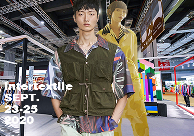 The Analysis of Fabrics in A/W 21/22 Intertextile