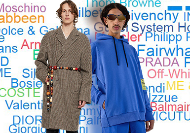 Popular Items in the Year -- The Comprehensive Analysis of Menswear Markets