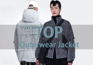 Jacket -- 18/19 A/W Men's Hot Item in Market