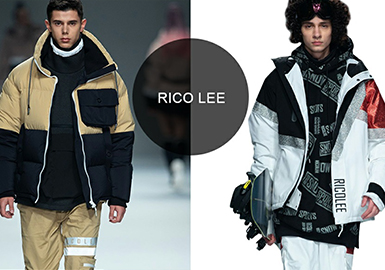 Rico Lee -- A/W 19/20 Analysis of Catwalk for Menswear