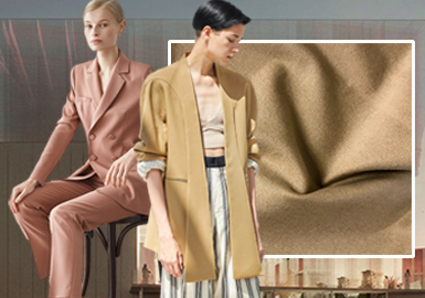Comfort First -- The Fabric Trend for Women's Sets