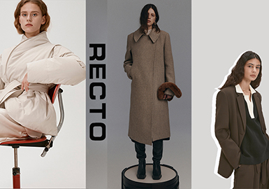 Gender-Neutral -- RECTO The Womenswear Designer Brand