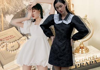 Retro Girly Chic -- The Comprehensive Analysis of Womenswear Designer Brands