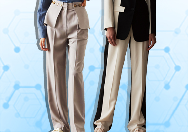 Trousers -- The TOP List of Womenswear