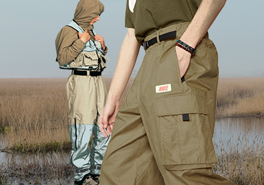 New Era of Outdoors -- The Fabric Trend for Men's Trousers (Material)