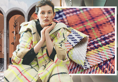 Warm Winter -- The Fabric Trend for Men's and Women's Woollen Outerwear