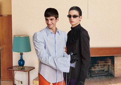 Blurred Boundary -- The Comprehensive Analysis of Gender-Neutral Menswear Designer Brands