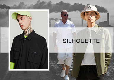 The Industrial Revolution -- The Silhouette Trend for Men's Shirts