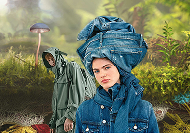 Rebirth -- The Trend for Menswear and Womenswear Renewable Fabrics (Material)