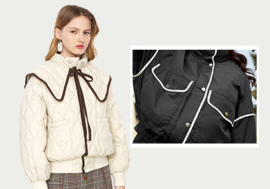 A Warm Winter -- The Craft Trend for Women's Puffa Jackets