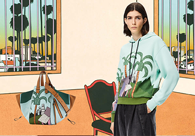 Introduction of Artists -- The Pattern Trend for Womenswear