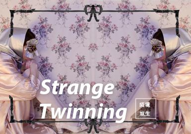 Strange Twinning -- S/S 2022 Theme Trend