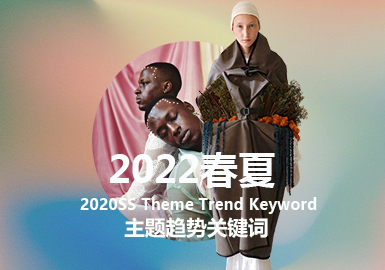 S/S 2022 Theme Trend Keyword