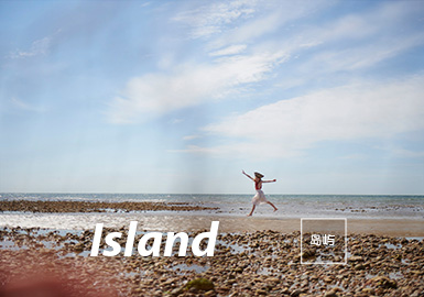 Island -- The Theme Trend of S/S 2022 Kidswear