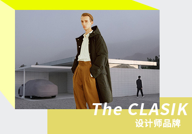 Delicate and Leisurely Life -- The Analysis of The CLASIK The Menswear Designer Brand