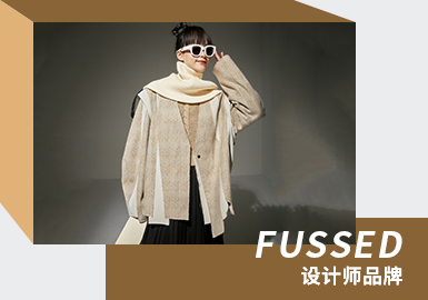 Stylish Cute Girl -- The Analysis of FUSSED The Womenswear Designer Brand