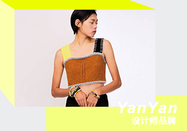 Modern Knitting -- The Analysis of YanYan The Womenswear Designer Brand