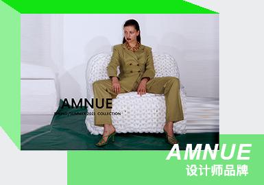 Artistic Minimalism -- The Analysis of AMNUE The Womenswear Designer Brand