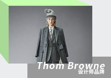 Gender-Free Era -- The Analysis of Thom Browne The Womenswear Designer Brand