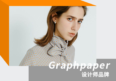 Daily Minimalism -- The Analysis of Graphpaper The Womenswear Designer Brand