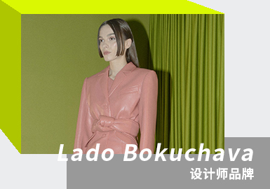 Unlabelled Minimalist -- The Analysis of Lado Bokuchava The Womenswear Designer Brand