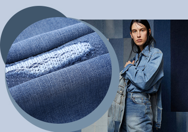 Sustainable Cycle -- The Fabric Trend for Men's and Women's Denim