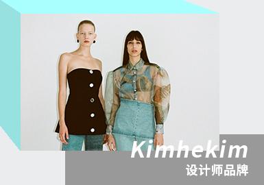 Sweet and Cool Girl -- The Analysis of Kimhekim The Womenswear Designer Brand