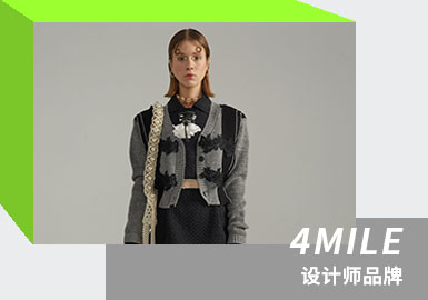 Girls Who Love Themseves -- The Analysis of 4MILE The Womenswear Designer Brand