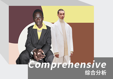 Healing and Classic -- The Comprehensive Analysis of Menswear Catwalks (Color)
