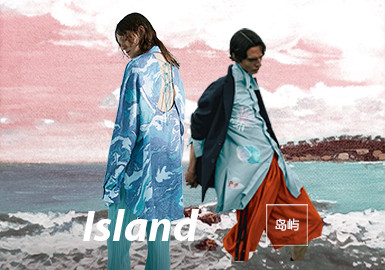 Island -- The Theme Pattern Trend for S/S 2022
