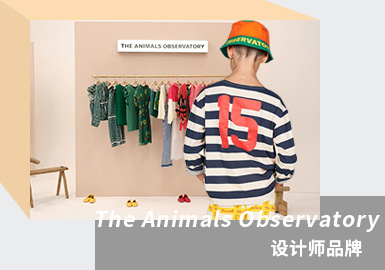 Fashionable Dressing Experience -- The Animals Observatory The Kidswear Designer Brand