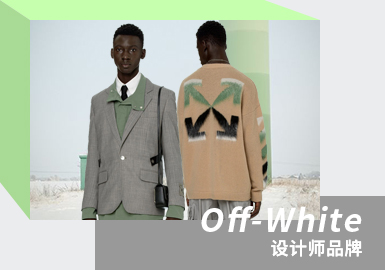 High Street -- The Analysis of Off-White The Menswear Designer Brand