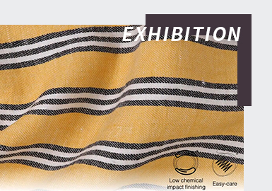 Eco-responsibility -- The Fabric Analysis of Paris Première Vision Online Exhibition