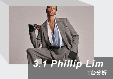 Comfort and Practicality -- The Womenswear Catwalk Analysis of 3.1 Phillip Lim