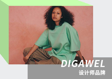Minimalist Japanese Workwear -- The Analysis of DIGAWEL The Womenswear Designer Brand